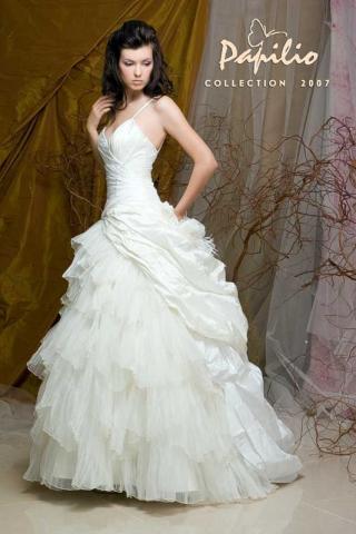 Продаю свадебное платье papilio хризолит