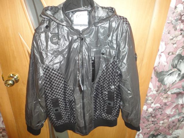 077d79cd5 Курточка мужская демисезонная новая р. 48,50 купить, цена: 1800.00 ...